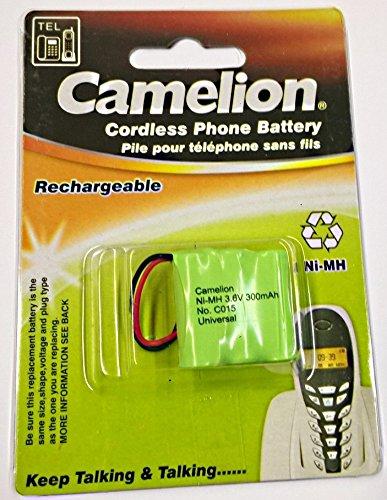 Camelion batteria NiMH pack 3,6V/300mAh 1pezzi