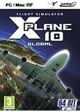 X Plane 10 Global - 64 Bit (PC DVD)