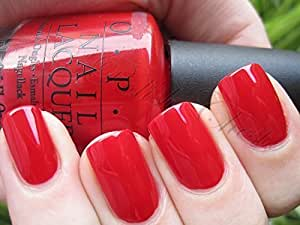 Vernis à Ongles Big Apple Red 15ml