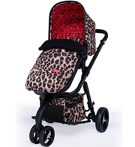 Cosatto Paloma Giggle 3 Travel Sytem Hear us Roar with Car Seat Bag Footmuff & Raincover Cosatto Includes - Pushchair, Carrycot, Port Car seat, adaptors, Change bag, Footmuff and Raincover All round suspension Suitable from birth carrycot and Car seat 4