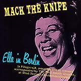 Ella In Berlin (Mack The Knife) (Limited Edt. Blue Vinyl)