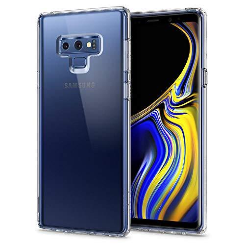 "Spigen Ultra Hybrid 6.4"" Funda Transparente - Fundas para teléfonos móviles (Funda, Samsung, Galaxy Note 9, 16,3 cm (6.4""), Transparente)"
