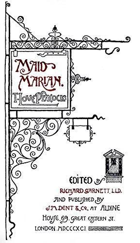 Maid Marian (Illustrated): A Robin Hood Book (Classic Fiction 14) (English Edition) (Robin Hood Maid Marian)