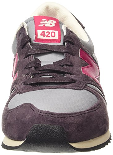 New Balance U420CBW Sneaker, Unisex Adulto Viola (Purple/Pink/Grey)
