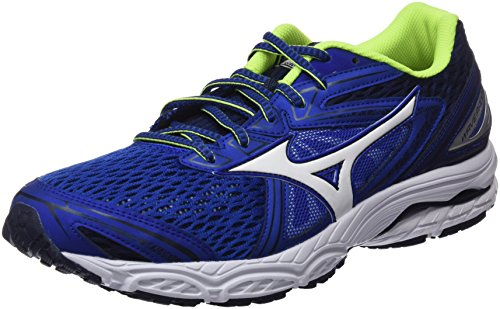 Mizuno Wave Prodigy, Zapatillas de Running para Hombre, Multicolor (Classicblue/White/Dressblues 02), 42.5 EU
