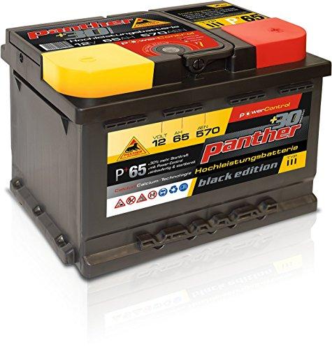 Preisvergleich Produktbild Panther Batterien p+3065 Starterbatterie