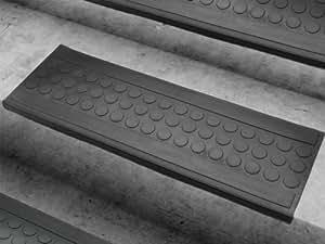 Stufenmatten aus gummi 25x75cm rutschhemmend f r for Pool aus gummi