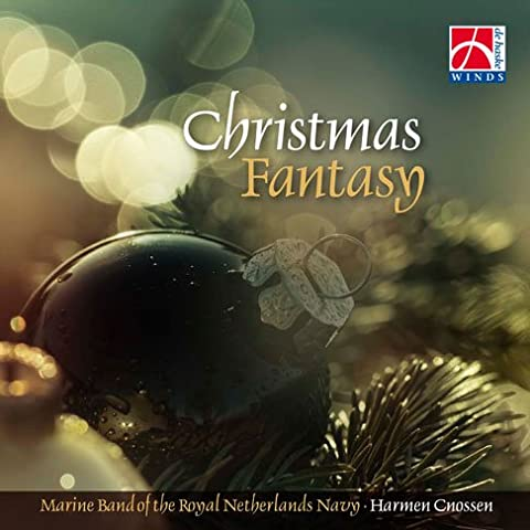 Christmas Fantasy - Concert Band/Harmonie - CD
