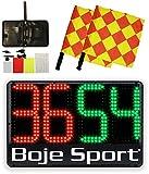 Boje Sport® - Schiedsrichterset 3: 10-teiliges Etui