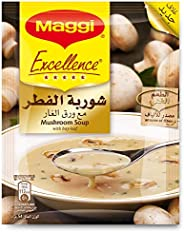 Maggi Soup Excellence with Mushroom Sachet 54g (3 Sachets)