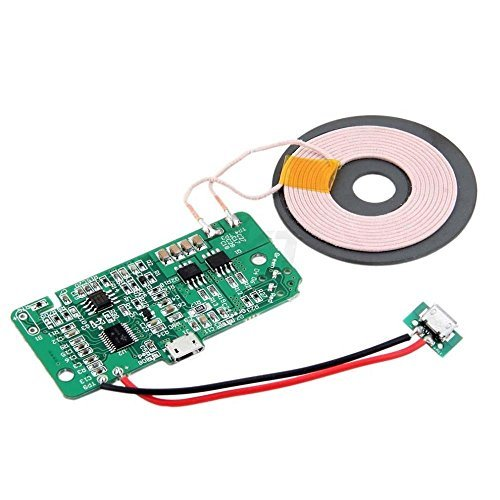 Royfee® DIY Qi Wireless Charger PCBA Circuit Board With Coil by royfee -