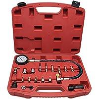 HG® Probador de compresión Motores diesel Probador de compresión Gasolina Diesel compresión medidor Dieselmotor Tester