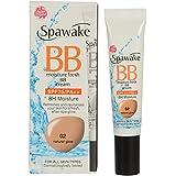 Spawake, 02 Natural Glow Moisture Fresh BB Cream for Women, 15g Weight (BB-02-15g, Beige)