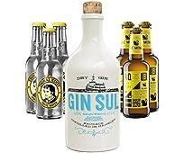 Gin Sul & Thomas Henry + Aqua Monaco Set