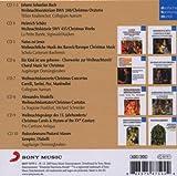 Classiques de Noël de Deutsche Harmonia Mundi (Coffret 10 CD)