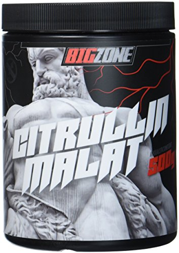 Big Zone Citrullin Malat, 500 g