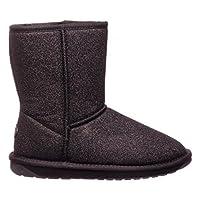 Emu Australia Stinger Lo Sparkle women, smooth leather, boots
