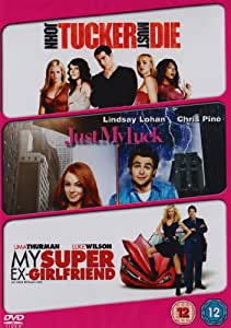 John Tucker Must Die/My Super Ex Girlfriend/Just My Luck [DVD]