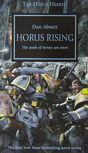 The Horus Heresy 01. Horus Rising