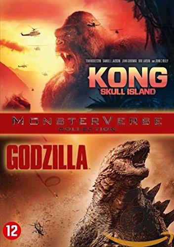 Kong - Skull Island + Godzilla (1 DVD)
