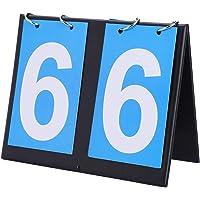 Meteor Segnapunti Tabellone Segnapunti Tabellone Portatile Segnapunti Pallavolo Scoreboard Sport Cifre Scoreboard Flip Ping Pong Badminton Pallavolo Pallamano Basketball