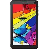 Intex I-Buddy IN-7DD01 Tablet (7 inch, 8GB, Wi-Fi+3G+Voice Calling), Black