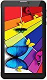 Intex I-Buddy IN-7DD01 Tablet (7 inch, 8GB, Wi-Fi+3G+Voice Calling), Black