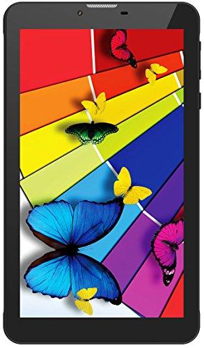 Intex Ibuddy 7DD01 Tablet (8GB, 7 Inches, WI-FI) Black, 1GB RAM Price in India