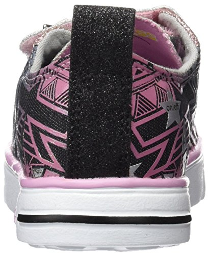 best loved 215e4 37d73 ... Skechers Twinkle Breeze Comet Cutie, Sneakers Basses Fille Noir (Bksp)  ...