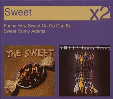 The Sweet Sweet Fanny Adams - Funny How Sweet Coco Can Be/Sweet Fanny
