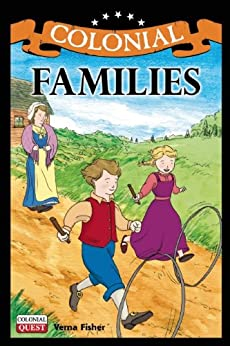 Descargar Epub Gratis Colonial Families (Colonial Quest)