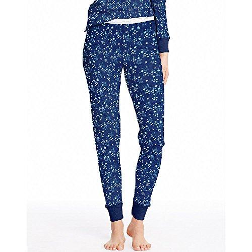 Hanes Damen Schlafanzughose - Star Bright