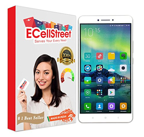 ECellStreet Premium Tempered Glass 0.3mm Toughened Glass Screen Protector For Xiaomi Redmi Red Mi Note / Redmi Red Mi Note 4G  available at amazon for Rs.195