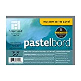 Ampersand Pastelbord 5 in. x 7 in. gray by Ampersand