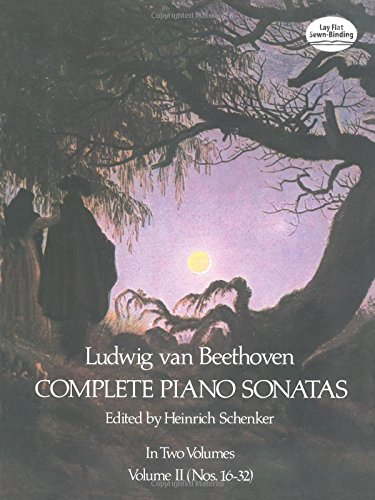 Complete Piano Sonatas, Volume II: 002 (Dover Music for Piano)