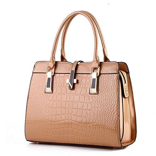 koson-man-womens-modern-pu-leather-vintage-tote-bags-top-handle-handbagbrown