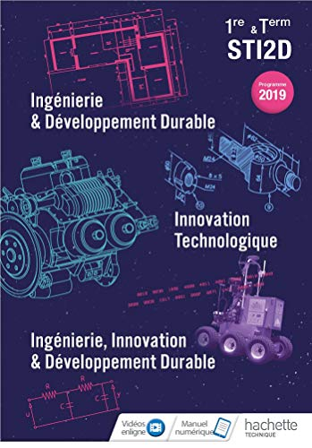 IT - I2D - 2I2D - 1re/Tle STI2D - Livre élève - Éd. 2019