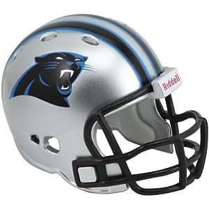 Riddell Revo Pocket Pro Helmet Carolina Panthers: Amazon
