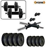 #4: KORE DM-8KG-COMBO16 Home gym & Fitness Kit