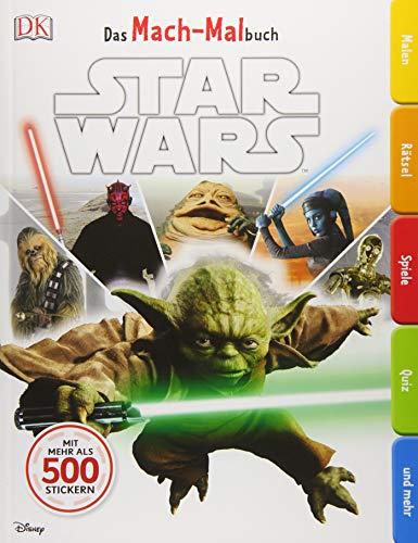 Das Mach-Malbuch. Star Wars(TM)(TM) (Wars Malbuch Star)
