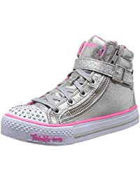 Skechers Shuffles Heart & Sole, Mädchen High-Top Sneaker