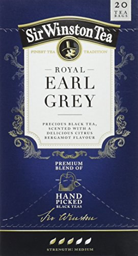 Pompadour Té Earl Grey Sir Winston - 20