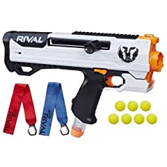 Idea Regalo - Nerf - E0003102- Pistola giocattolo Rival Phantom Corps Helios XVIII-700