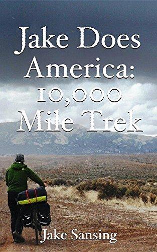 Jake Does America: 10,000 Mile Trek - Jake Abenteuer