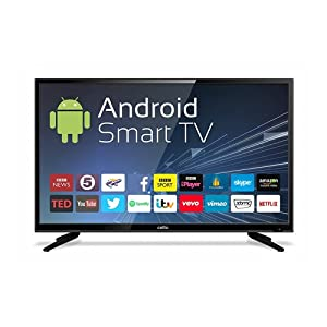 Cello C50ANSMT-4K 50-Inch Widescreen 4K UHD SMART LED TV with Freeview HD