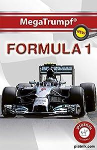 """Piatnik 4229""""Mega Trumpf-Fórmula 1"""" Cuarteto Juego"""