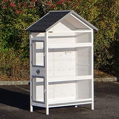 JoyPet.eu Bird cage Sara Large 120x66x185cm from JoyPet.eu