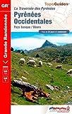 Traversée des Pyrénées : Pyrénées Occidentales : Pays basque - Béarn