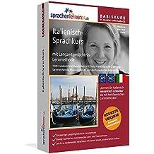 Italienisch lernen für Anfänger (A1 / A2) mit Langzeitgedächtnis-Lernmethode. Lernsoftware für Windows / Linux / Mac inkl. Audiovokabeltrainer