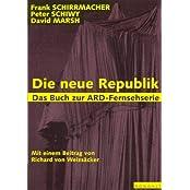 Die neue Republik - Das Buch zur ARD-Fernsehserie